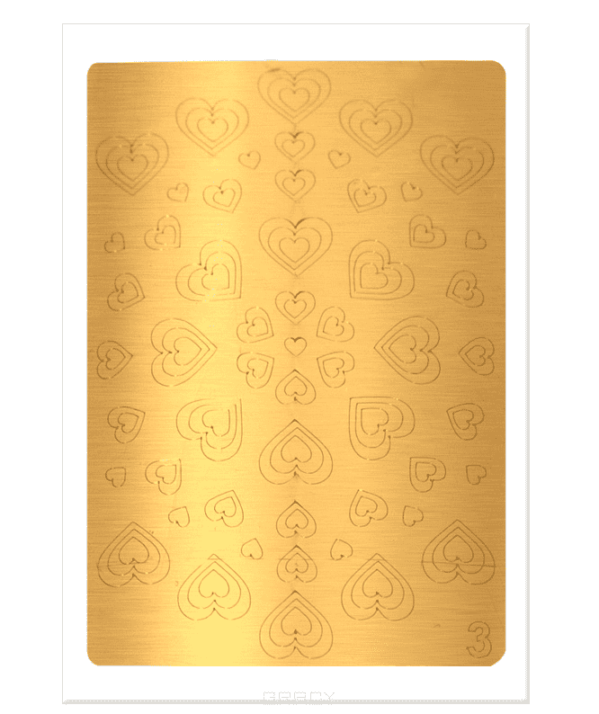 цена Planet Nails, Металлизированные наклейки-трафареты (38 рисунков) Планет Нейлс Металлизированные наклейки-трафареты