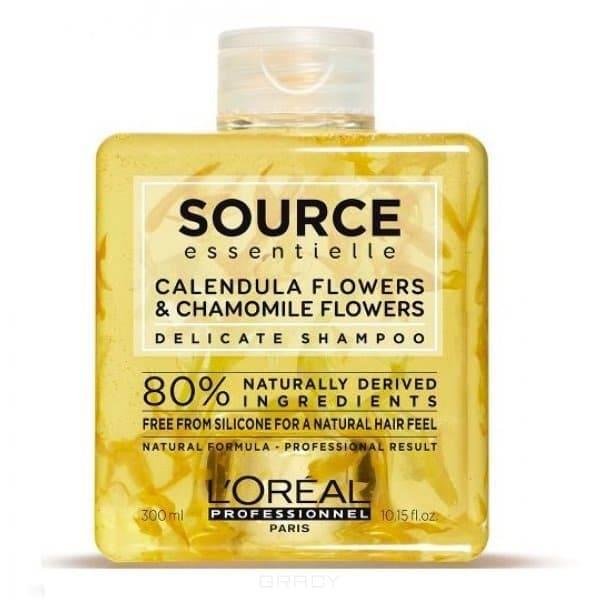 Купить L'Oreal Professionnel, Шампунь для чувствительной кожи головы Source Essentielle Delicate Shampoo, 300 мл