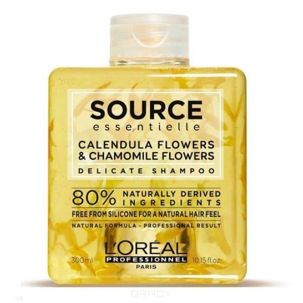 L'Oreal Professionnel, Шампунь для чувствительной кожи головы Source Essentielle Delicate Shampoo, 300 мл