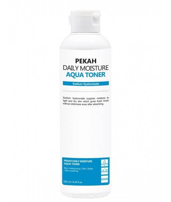 Купить Pekah, Освежающий тонер для лица Daily Moisture Aqua Toner, 250 мл