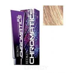 Redken, Краска для волос без аммиака Chromatics, 60 мл (60 оттенков) 9.32/9GI золотой/мерцающий Ash GoldОкрашивание волос и обесцвечивание Редкен<br><br>