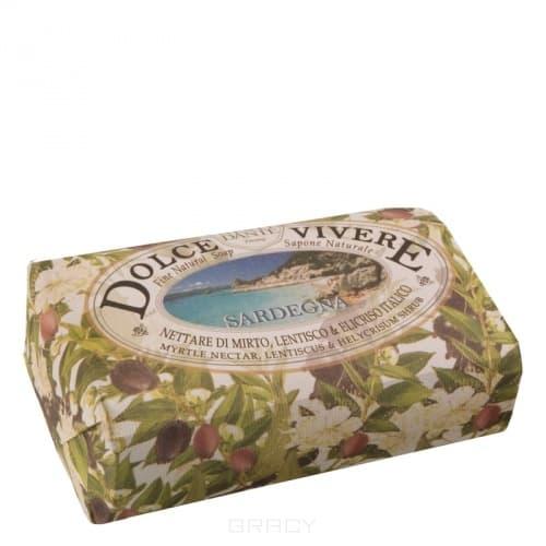 Nesti Dante, Мыло Сардиния, 250 грЛиния Dolce Vivere - сладкая жизнь<br><br>