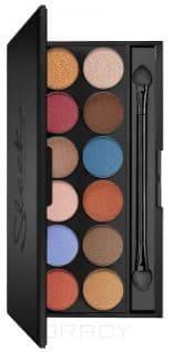 Купить Sleek MakeUp, Тени для век в палетке Eyeshadow Palette I-Divine, 12 тонов (13 видов) тон Spirit Animal 1143