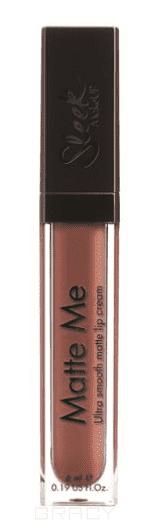 Sleek MakeUp, Блеск для губ Matte Me (7 тонов) Cinnamon Spice 1160 все цены