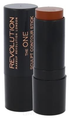 MakeUp Revolution, Контур-стик для лица The One Sculpt Contour Stick, 12 гр benefit hoola quickie contour stick стик для контуринга лица матово бронзовый