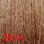 Купить Kaaral, Крем-краска для волос Baco Permament Haircolor, 100 мл (106 оттенков) 9.0SK очень светлый блондин SilKera