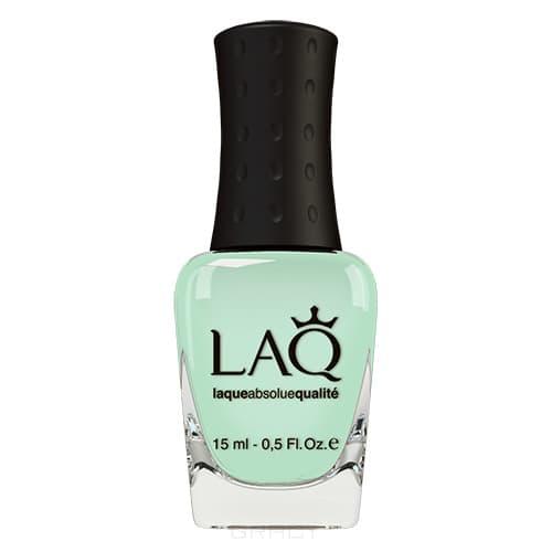 LAQ, Лак для ногтей Лето в городе Summer and The City, 15 мл (4 оттенка), 10279 Skyway Путь  небо,