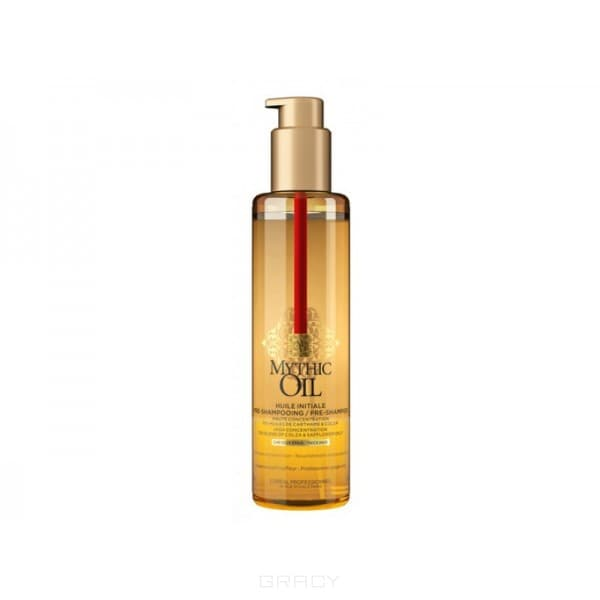 L'Oreal Professionnel, Пре-шампунь для плотных волос Serie Expert Mythic Oil Pre-Shampoo For Thick Hair, 150 мл пре шампунь для сухих волос serie expert nutrifier 150 мл