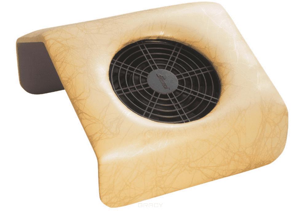 Planet Nails, Мини подставка-пылесос для маникюра БежевыйОборудование для салонов<br><br>