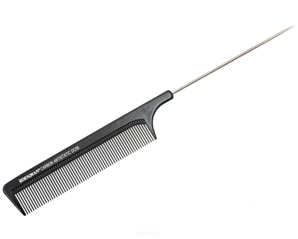 Denman, Расческа карбоновая DC6Расчески и щетки<br><br>