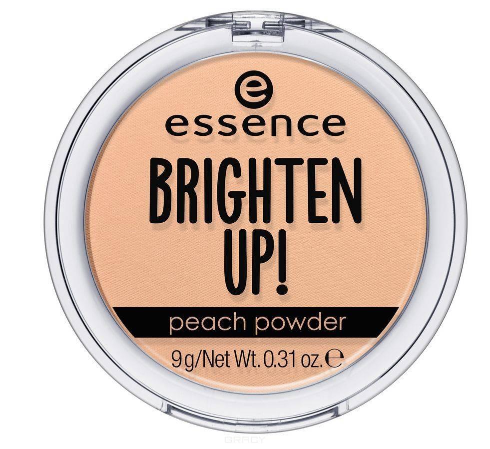 Купить Essence, Пудра компактная Brighten Up! Peach Powder, тон 10, 9 гр