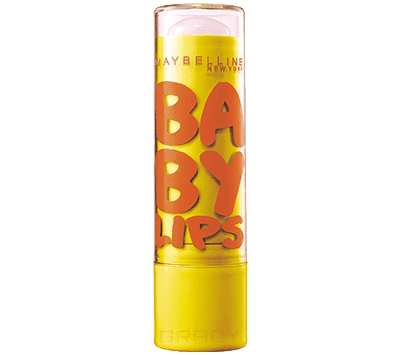 Maybelline, Бальзам для губ Baby Lips, 1,78 мл (9 оттенков) Бережный уход бесцветныйДля губ<br><br>