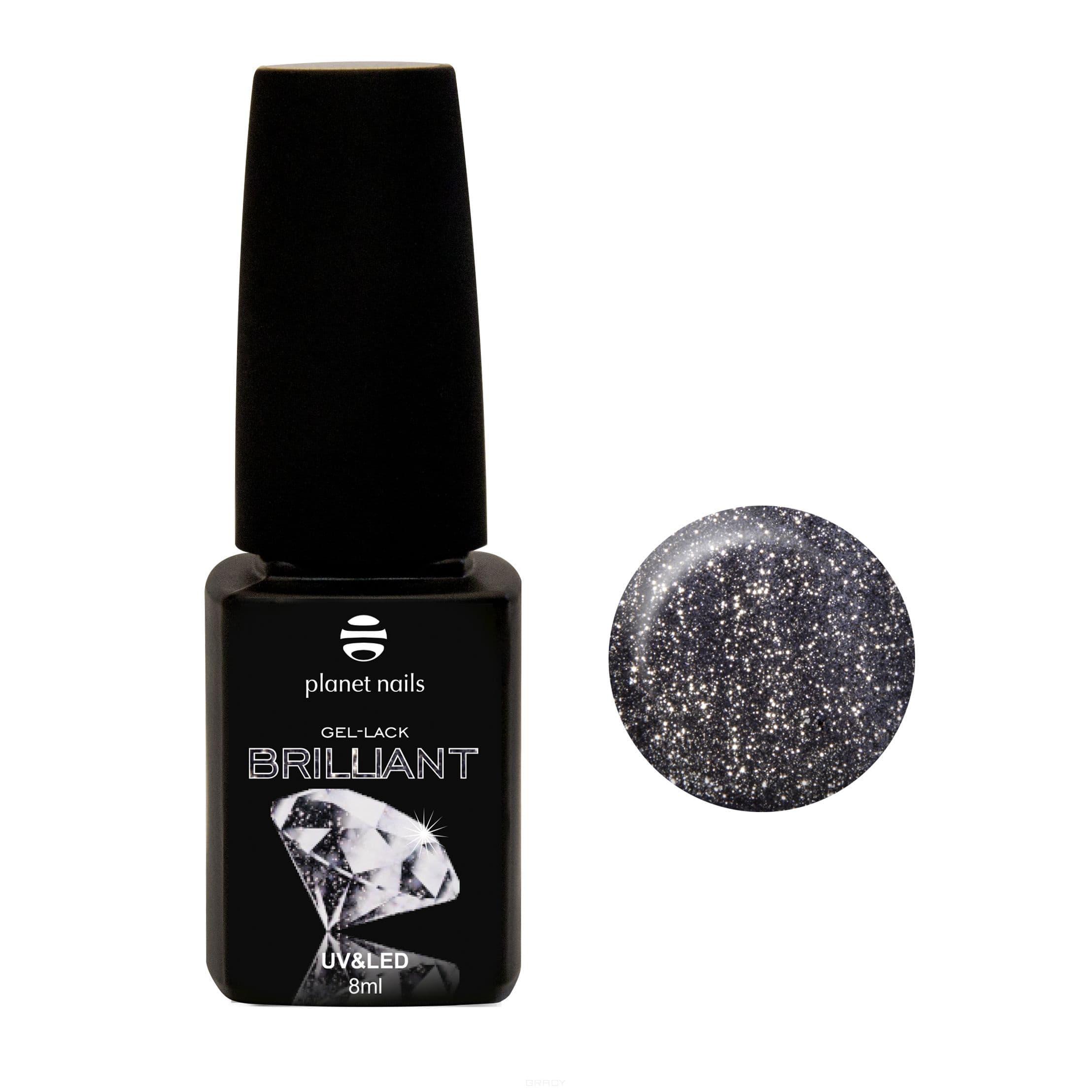 Купить Planet Nails, Гель-лак Brilliant Планет Нейлс, 8 мл (18 оттенков) 707