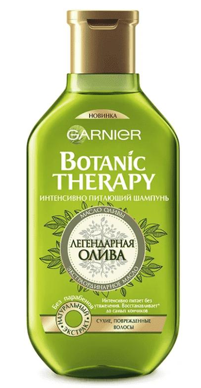 Купить Garnier, Шампунь для волос Олива Botanic Therapy, ПРОМО 400 МЛ ПО ЦЕНЕ 200 МЛ