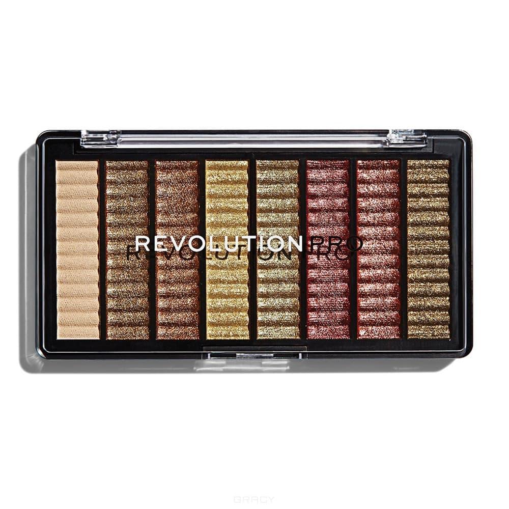 Купить Revolution Pro, Палетка теней Supreme Eyeshadow palette (4 вида), 8 оттенков, Bewitch