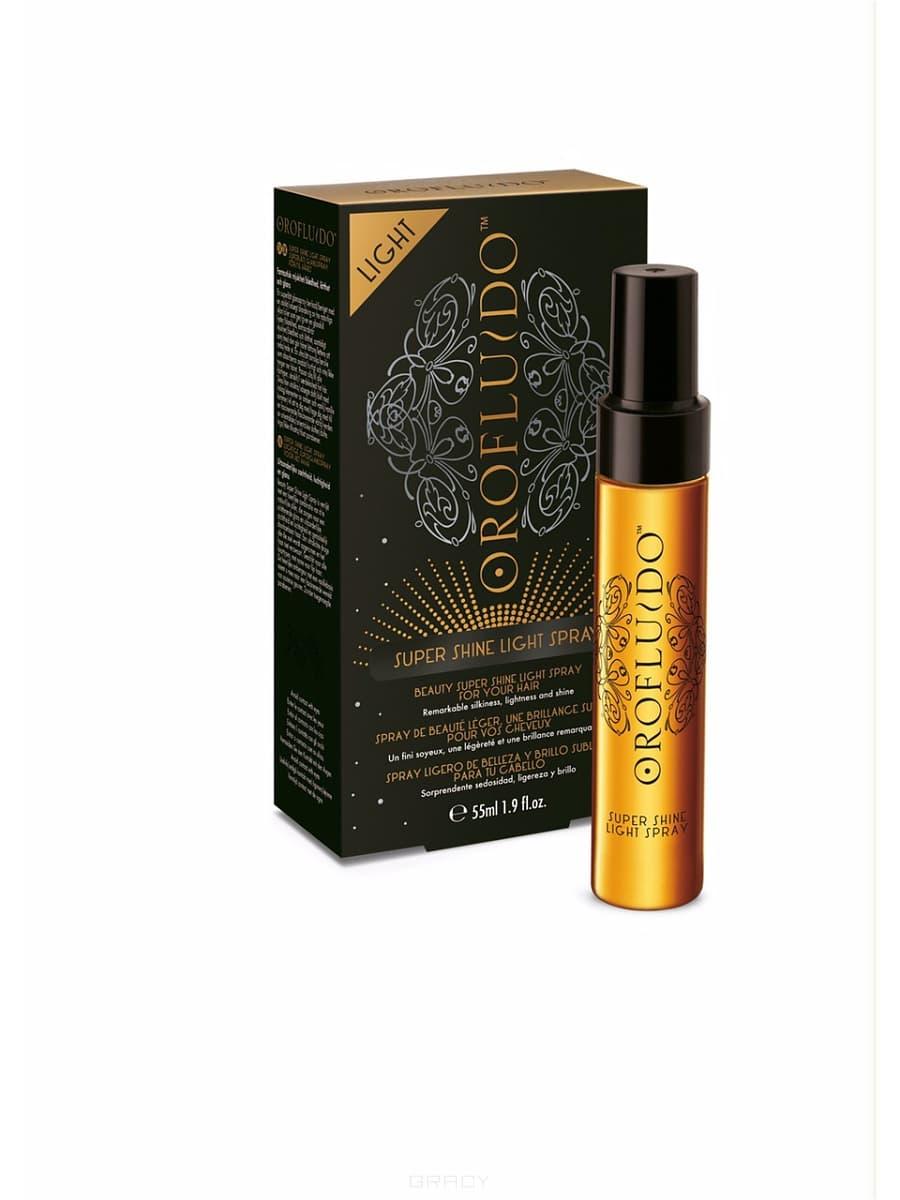 Orofluido, Спрей для волос мгновенный блеск Spa Super Shine, 55 мл
