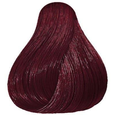 Wella, Стойка крем-краска Koleston Perfect, 60 мл (116 оттенков) 44/55 спела вишнColor Touch, Koleston, Illumina и др. - окрашивание и тонирование волос<br><br>