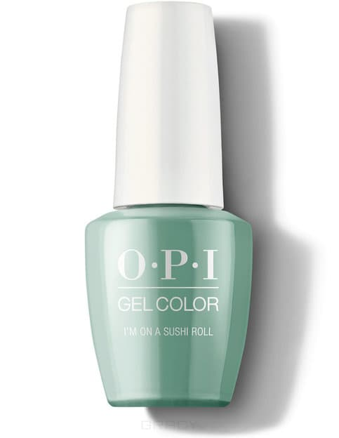 OPI, Гель-лак GelColor, 15 мл (199 цветов) I'm On a Sushi Roll / Tokyo commercial used suzumo sushi machine sushi maki roll making equipment