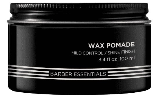 Redken, Помада-воск для укладки волос для мужчин Brews Wax Pomade, 100 мл