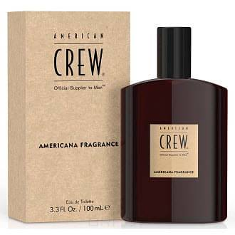 American Crew, Туалетная вода для мужчин Americana Fragrance, 100 мл