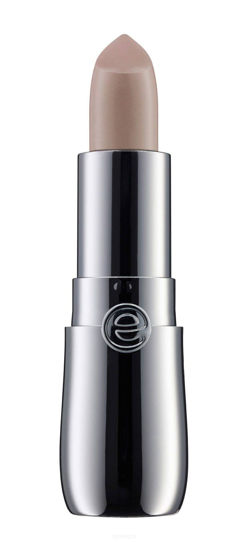 все цены на Essence, Сияющая губная помада Colour Up! Shine On! Lipstick, 3.5 гр (12 тонов) №01, светло-серый онлайн