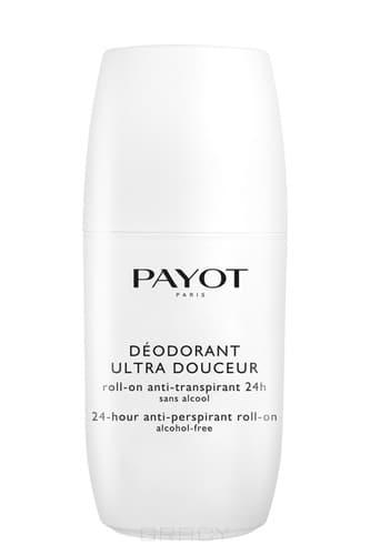 Дезодорант-ролик, 75 млСмягчающий кожу дезодорант не содержит спирта, обладает двойным эффектом. Благодаря регулирующим, предотвращающим потоотделение компонентам он обеспечивает абсолютную защиту на весь день. Не содержащий спирта дезодорант не вызывает раздражения и идеально подходит даже для очень чувствительной кожи. Чистота и защита на весь день.&#13;<br>  &#13;<br>&#13;<br>&#13;<br>&#13;<br>  &#13;<br>    Состав:&#13;<br>  &#13;<br>    AQUA (WATER), ALUMINUM CHLOROHYDRATE, DIMETHICONE, PROPYLENE GLYCOL, STEARETH-2, CYCLOPENTASILOXANE, CYCLOHEXASILOXANE, STEARETH-21, ETHYLHEXYLGLYCERIN, DISODIUM EDTA, BISABOLOL, PARFUM (FRAGRANCE), LIMONENE, LINALOOL, HEXYL CINNAMAL, HYDROXYCITRONELLAL, CITRAL, COUMARIN<br>