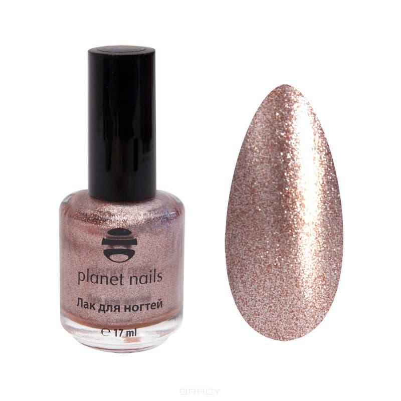 Planet Nails, Металлик лак дл ногтей, 17 мл (13 оттенков) Металлик лак дл ногтей, 17 мл (13 оттенков)Цветные лаки дл ногтей<br><br>