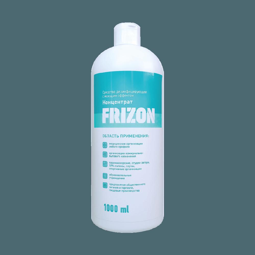 Купить Frison, Дезинфицирующее средство Концентрат, 1000 мл