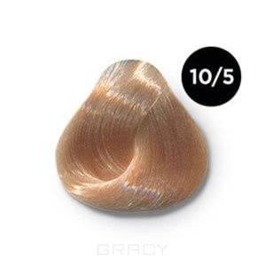 Купить OLLIN Professional, Перманентная крем-краска Ollin Сolor 60 мл ( 96 оттенков) 10/5 светлый блондин махагоновый