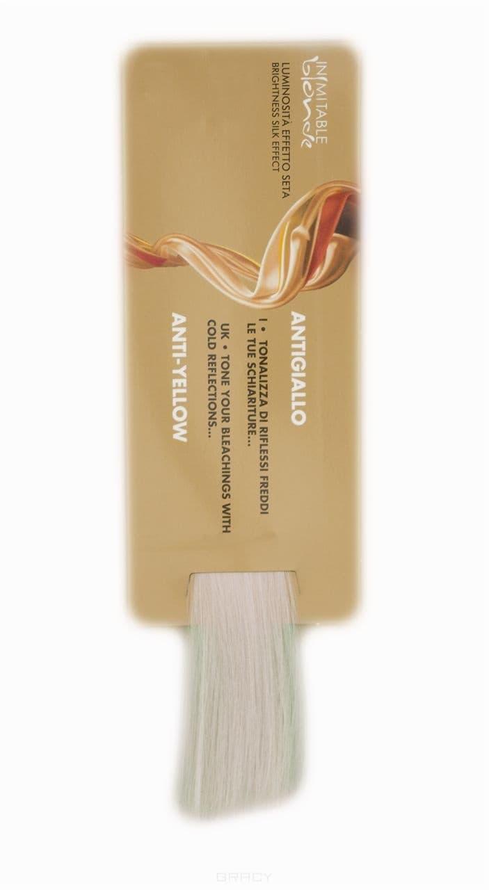 Hair Company, Крем-краска Супер-блондин Inimitable Blonde Coloring Cream, 100 мл (9 оттенков) Antigiallo Анти-желтыйInimitable Blonde - удаление желтого оттенка, окрашивание<br><br>
