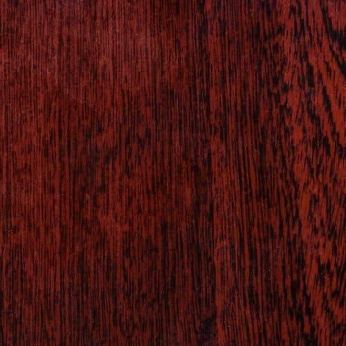 Купить Имидж Мастер, Шкаф для парикмахерской №2 двойной со стеклом (25 цветов) Махагон