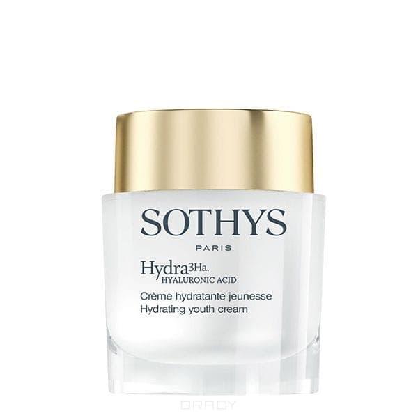 Sothys, Лёгкий увлажняющий anti-age крем Light Hydra Youth Cream, 50 мл reneve миорелаксирующий разглаживающий морщины крем reneve myoliss anti age smoothing cream r116vv 50 мл