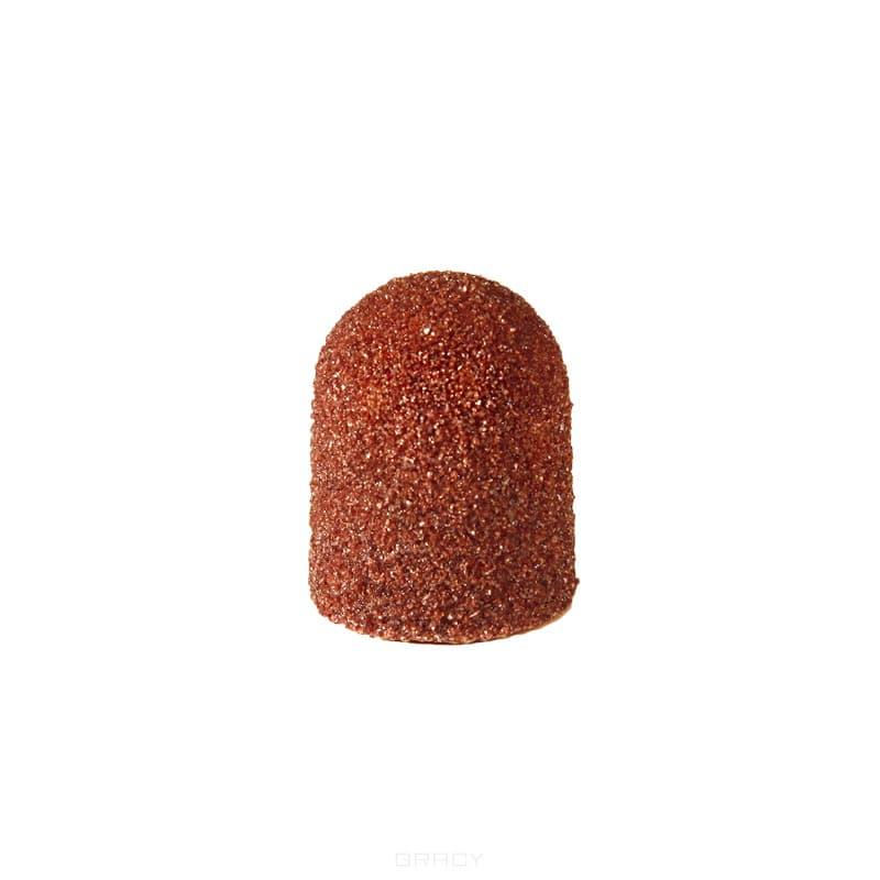 Planet Nails, Колпачок абразивный 13x19 мм 320 грит, 1 штАбразивные колпачки и насадки-основы<br><br>