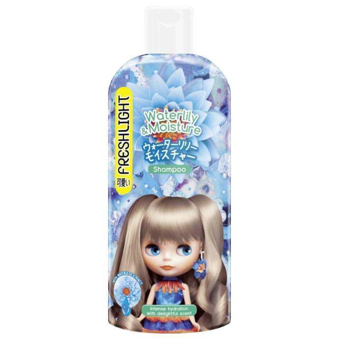 FreshLight, Шампунь с экстрактом цветка лилии увлажняющий, 300 мл freshlight бальзам ополаскиватель для волос увлажняющий с экстрактом цветка лилии 300 мл