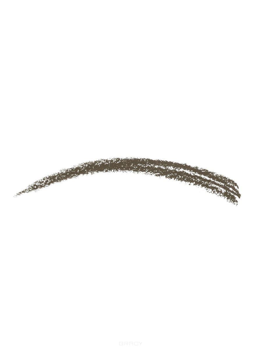 L'Oreal, Карандаш для бровей Brow Хpert (4 оттенка), 105 Коричневый карандаш для бровей lumene nordic chic extreme precision eyebrow pencil 4 цвет 4 коричневый variant hex name 271c1a