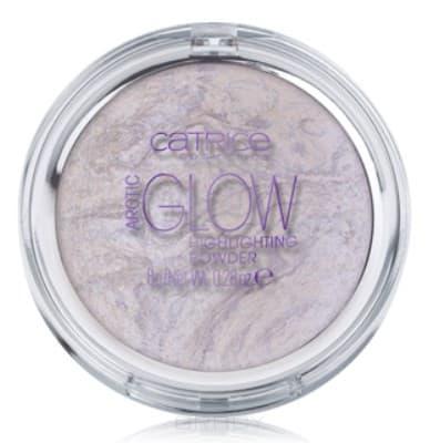 Купить Catrice, Арктический хайлайтер Arctic Glow Highlighting Powder (тон 010)