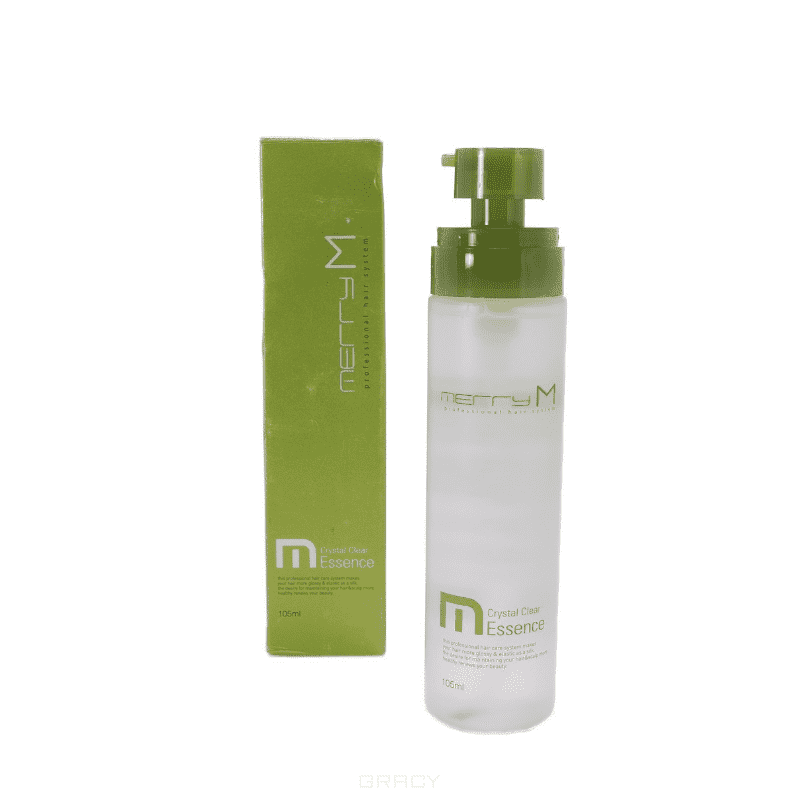 MizellaCosmetic, Кристальная эссенция Hair Cleansing Products Merry M Crystal Clear Essence, 105 мл