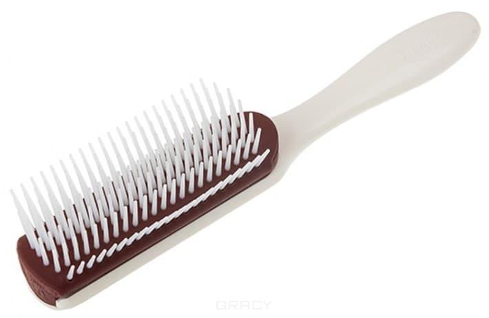 Фото - Denman, Щетка для волос аромат Кокосовый коктейль denman щетка для волос 5 рядов