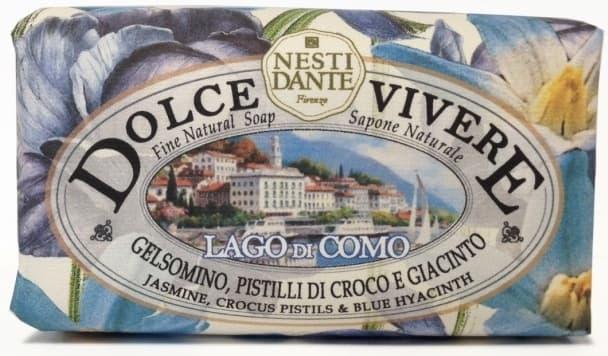 Nesti Dante, Мыло Лаго ди комо Lago Di Como, 250 гр.Линия Dolce Vivere - сладкая жизнь<br><br>