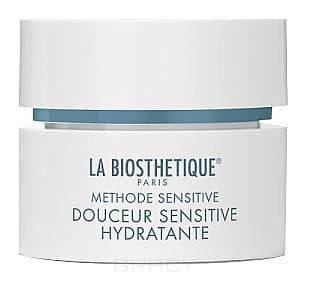 Купить La Biosthetique, Успокаивающий крем для увлажнения и восстановления баланса обезвоженной, чувствительной кожи Douceur Sensitive Hydratante Methode Sensitif, 200 мл