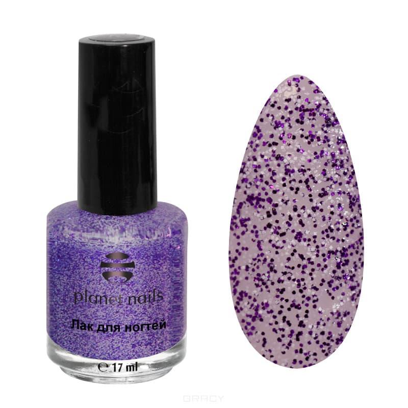 Planet Nails, Лак для ногтей Конфетти Планет Нейлс, 17 мл (12 оттенков) 995