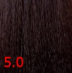 Купить Kaaral, Крем-краска для волос Baco Permament Haircolor, 100 мл (106 оттенков) 5.0 светлый каштан
