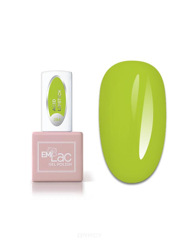 Купить E.Mi, Гель-лак для ногтей, E.MiLac №284 GM Кислотная помада