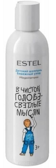 Little Me Детский шампунь для волос Бережный уход Эстель Gentle Care Shampoo, 200 мл