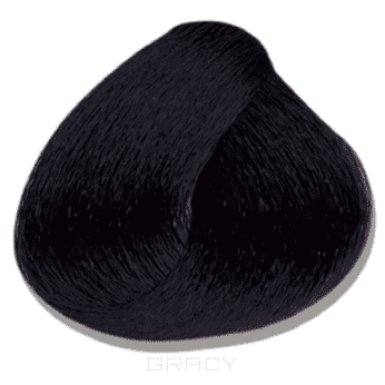 Купить Dikson, Стойкая крем-краска для волос Extra Premium, 120 мл (35 оттенков) 106-01 NEW EXTRA 1N/TU 1, 76 Черный тюльпан