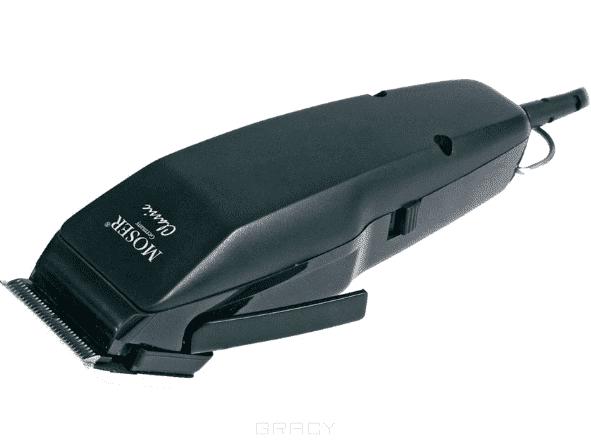 Moser, Машинка для стрижки волос вибрационная Edition 1400-0457 черная moser hair clipper edition 1400 0452 машинка для стрижки волос