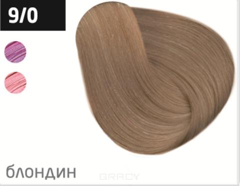Купить OLLIN Professional, Перманентная стойкая крем-краска с комплексом Vibra Riche Ollin Performance (120 оттенков) 9/0 блондин