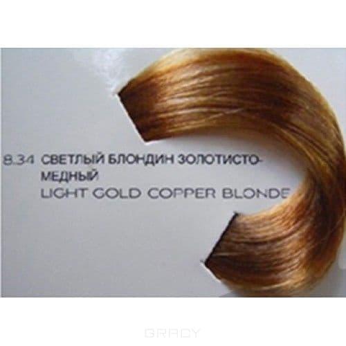 LOreal Professionnel, Краска дл волос Dia Richesse, 50 мл (48 оттенков) 8.34  светлый блондин золотисто-медныйОкрашивание: Majirel, Luo Color, Cool Cover, Dia Light, Dia Richesse, INOA и др.<br><br>