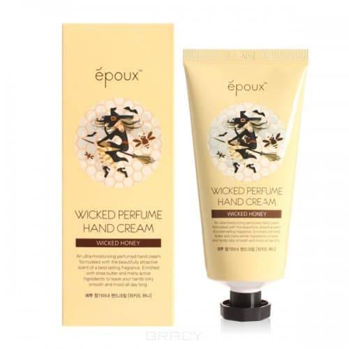 Epoux, Крем для рук с натуральным экстрактом мёда Wicked Perfume Hand Cream Wicked Honey, 80 мл radiant shadows wicked lovely