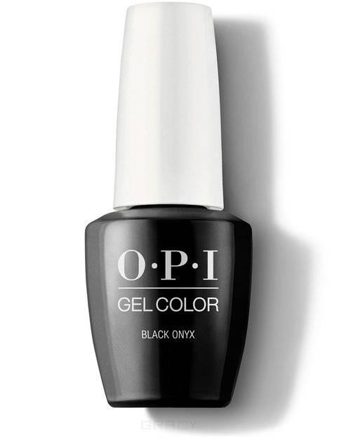 OPI, Гель-лак GelColor, 15 мл (199 цветов) Lady In Black 15 мл (Black Onyx) / Classics